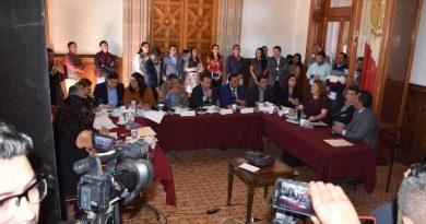 CONCLUYEN COMPARECENCIAS DE ASPIRANTES A LA FISCALÍA GENERAL DE MICHOACÁN