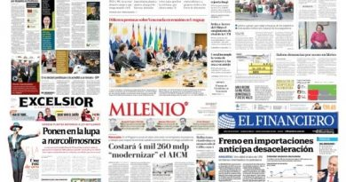 LLEGAN DE EU LAS PRIMERAS 50 PIPAS COMPRADAS PARA PEMEX//MODIFICARÁN EN SENADO MINUTA SOBRE GUARDIA NACIONAL