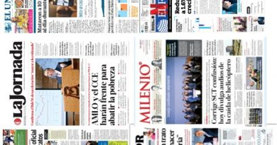 REGAÑA AMLO A SU GABINETE POR LENTITUD EN PROGRAMAS//BANCO DE MÉXICO RECORTA PRONÓSTICO DE CRECIMIENTO