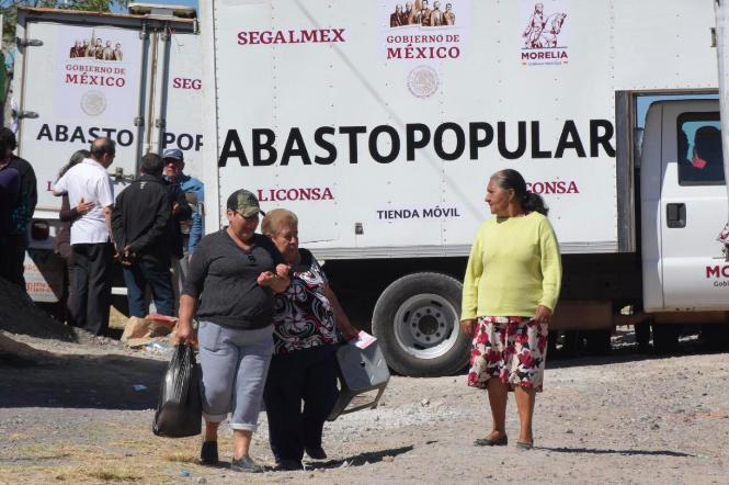 DICONSA EXIGE A SILVANO AUREOLES EL PAGO DE 56 MILLONES DE PESOS QUE LE ADEUDA