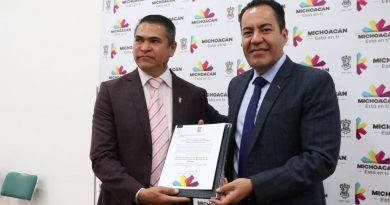 SECRETARIO DE GOBIERNO DESIGNA A MARCO ANTONIO HERNÁNDEZ TITULAR DE LA COMISIÓN DE BÚSQUEDA DE DESAPARECIDOS