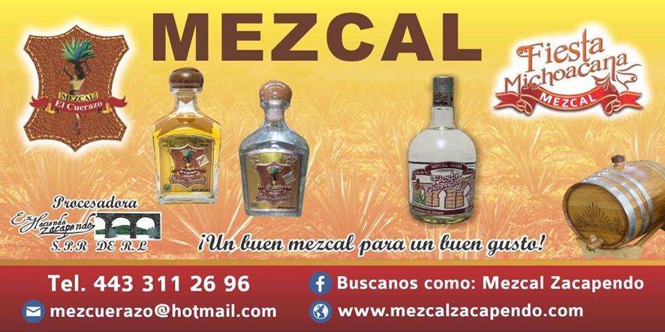 ¡MEZCAL EL CUERAZO, EL MEJOR!!