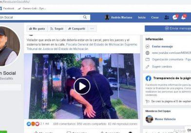 """OTRA MUJER RECONOCE A SU VIOLADOR EN EL FACEBOOK DE """"REVOLUCIÓN SOCIAL"""""""