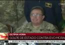 OPINIÓN. LOS GOLPISTAS ESTÁN DE VUELTA EN BOLIVIA CON LA COMPLICIDAD DE LA OEA. Por el Porfr. Juan Pérez Medina.