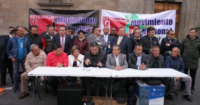 FRACASA DIÁLOGO ENTRE SEGOB Y EL MOVIMIENTO NACIONAL TAXISTA; HABRÁ MÁS MOVILIZACIONES SI NO INTERVIENE EL PRESIDENTE.