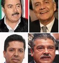 OPINIÓN: LOS PROTAGONISTAS A LA CANDIDATURA A GOBERNADOR. Por: Efraín Barrera